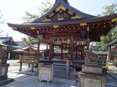 護王神社の本殿