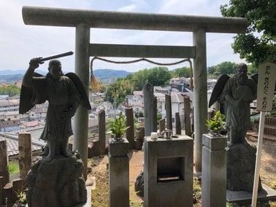 東京都吉祥院の鳥居