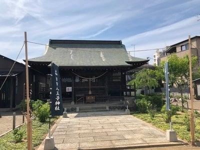 日吉八王子神社(東京都西八王子駅) - 本殿・本堂の写真