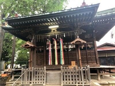 稲荷神社の近くの神社お寺|天祖神社