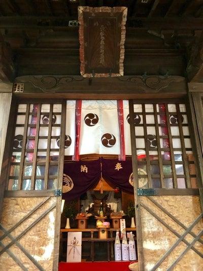 稲荷神社(東京都中目黒駅) - 本殿・本堂の写真