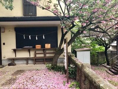 稲荷神社(東京都中目黒駅) - その他建物の写真