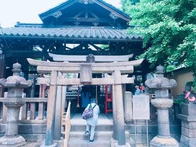 浅草神社の近くの神社お寺|被官稲荷神社