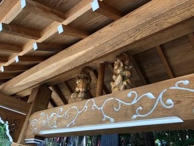 出雲福徳神社(岐阜県)