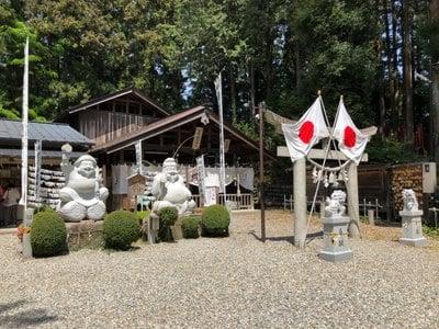 出雲福徳神社の建物その他