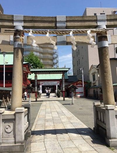 東京都鷲神社の本殿