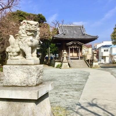 駒形天満宮(神奈川県)