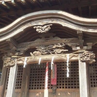 妙蓮寺の近くの神社お寺|駒形天満宮