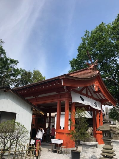 秩父今宮神社(埼玉県)
