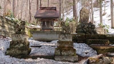 定山渓神社(北海道)