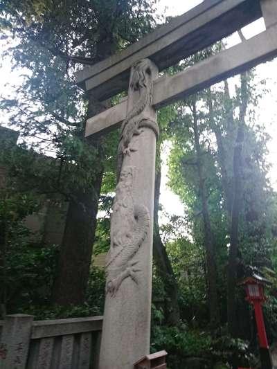 馬橋稲荷神社の芸術