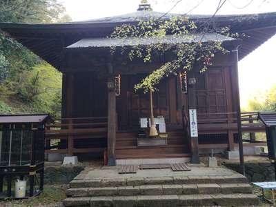福岡県永興寺の本殿