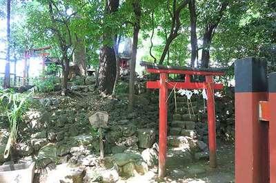 水稲荷神社の建物その他