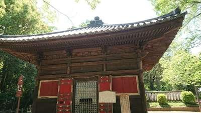 喜多院の本殿