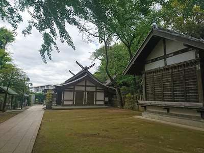 代田八幡神社(東京都)