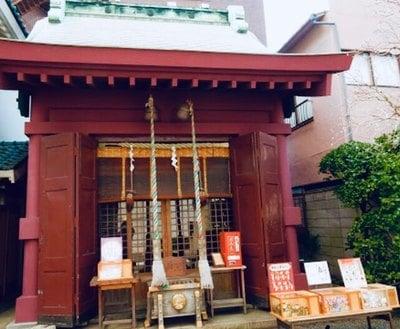 笠間稲荷神社東京別社(東京都)