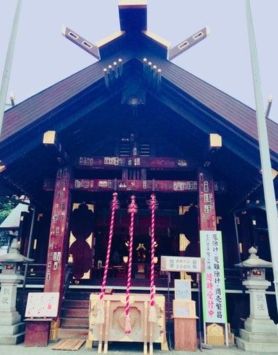 波除稲荷神社(東京都築地市場駅) - 本殿・本堂の写真
