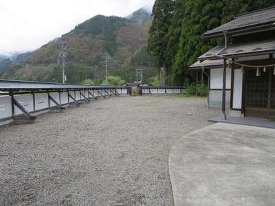 岐阜県村上神社の建物その他