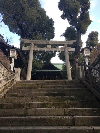 東京都西向天神社の写真