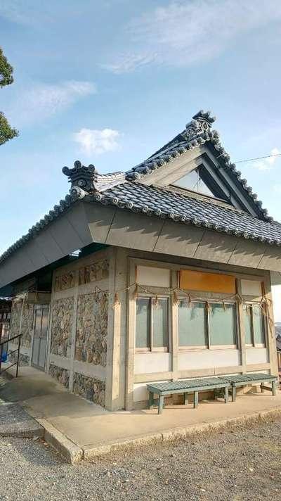 猪名部神社の建物その他