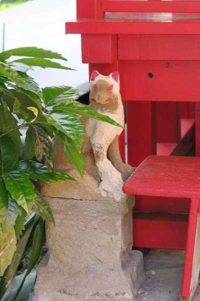 豊川吒枳尼真天の狛犬