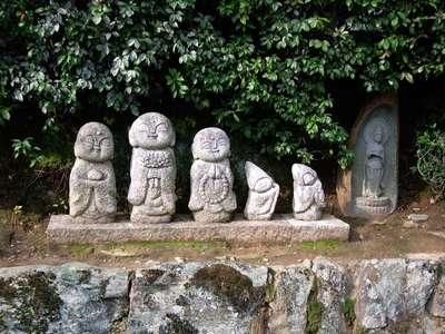 天龍寺(京都府嵐山(京福)駅) - 仏像の写真