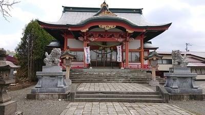 栗山天満宮(北海道)