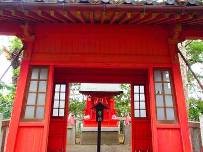 天神神社の本殿