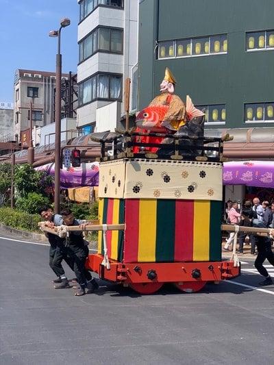 大垣八幡神社(岐阜県)