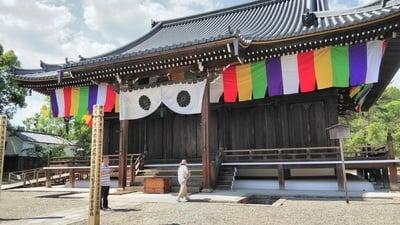 仁和寺(京都府御室仁和寺駅) - 本殿・本堂の写真