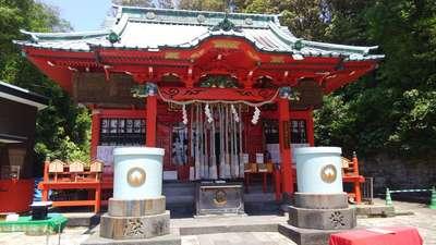 住吉神社の近くの神社お寺|海南神社