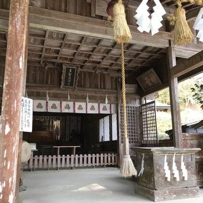 瑠璃光寺の近くの神社お寺|多賀神社