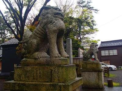 重蔵神社の写真