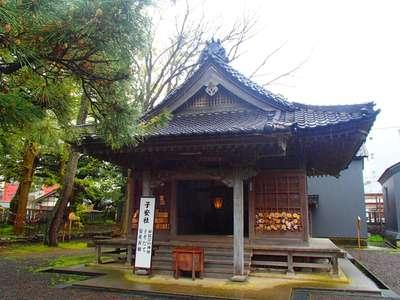 重蔵神社(石川県穴水駅) - 本殿・本堂の写真