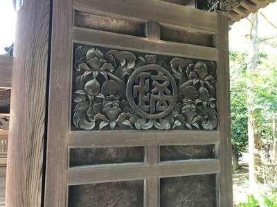 東京都薬王院の山門