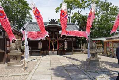 姫嶋神社(大阪府)