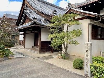 新徳寺の本殿