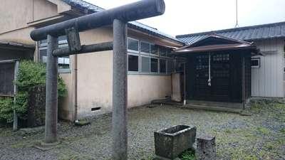 笠守稲荷神社(栃木県)