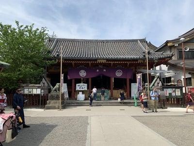 浅草神社(東京都浅草(つくばEXP)駅) - 本殿・本堂の写真