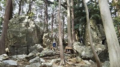 渭伊神社(静岡県)