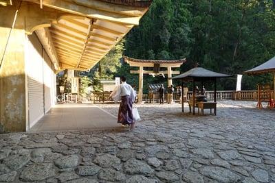 飛瀧神社の景色