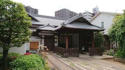 東京都金剛院の写真
