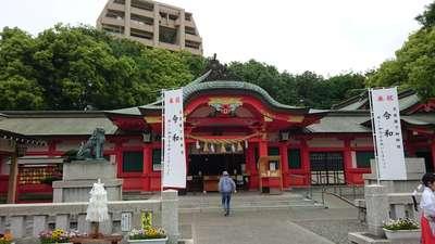 円徳寺の近くの神社お寺|金神社