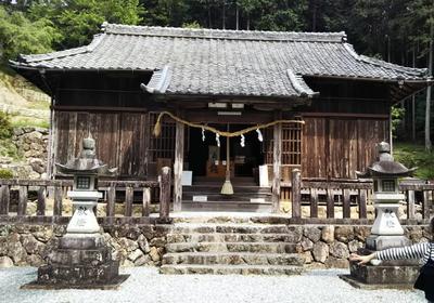 蜂前神社(静岡県)