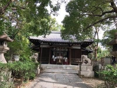 新世界稲荷神社の近くの神社お寺|安居神社
