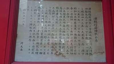 津軽稲荷神社の歴史