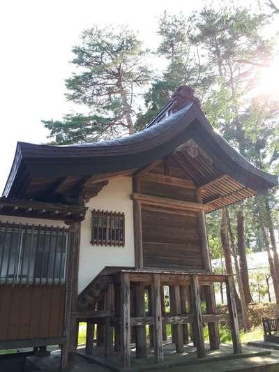 止々井神社(岩手県)