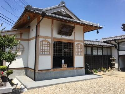 愛知県曹源寺の末社