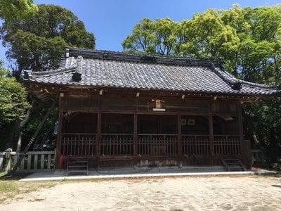 八幡社(大谷八幡社)(愛知県)