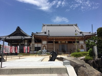 愛知県大光山 安楽寺の建物その他